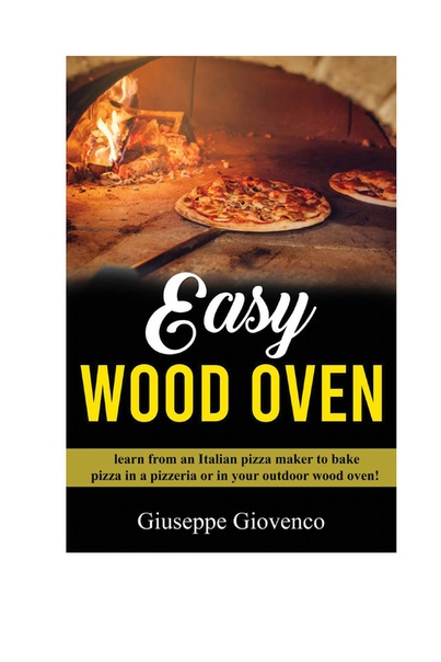 Easy Wood Oven by Giuseppe Giovenco
