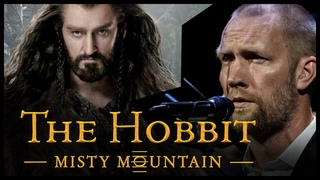 The Hobbit - Misty Mountain //The Danish National Symphony Orchestra (LIVE)