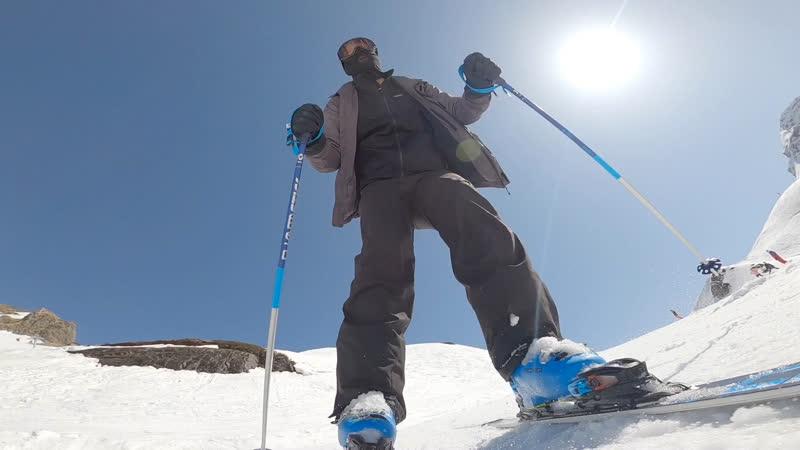 Таким прекрасным днём правительство закрыло лыжный сезон ⛷🥶❄️