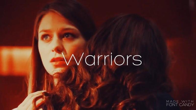 Supergirl Kara Danvers Warriors