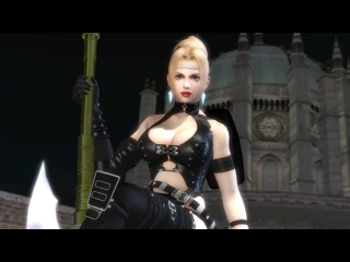 NS\PS4\XBO - Ninja Gaiden: Master Collection Art & Screenshot Portfolio