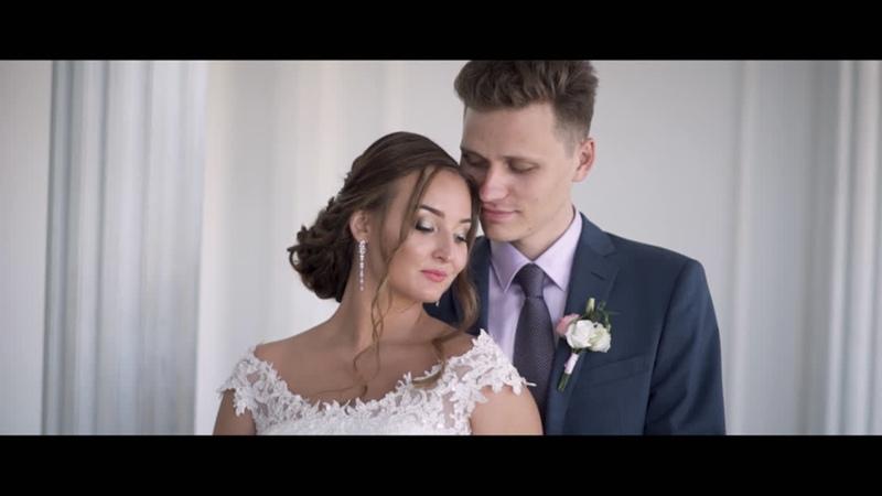 Свадебный клип Павел и Анастасия 08.09.2018