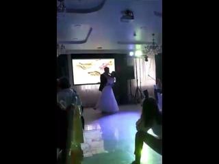 Свадебный Танец💍🌸Гульнара и Артур💜👏🏻