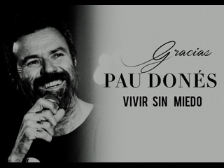 Grita. Homenaje a Pau Donés.