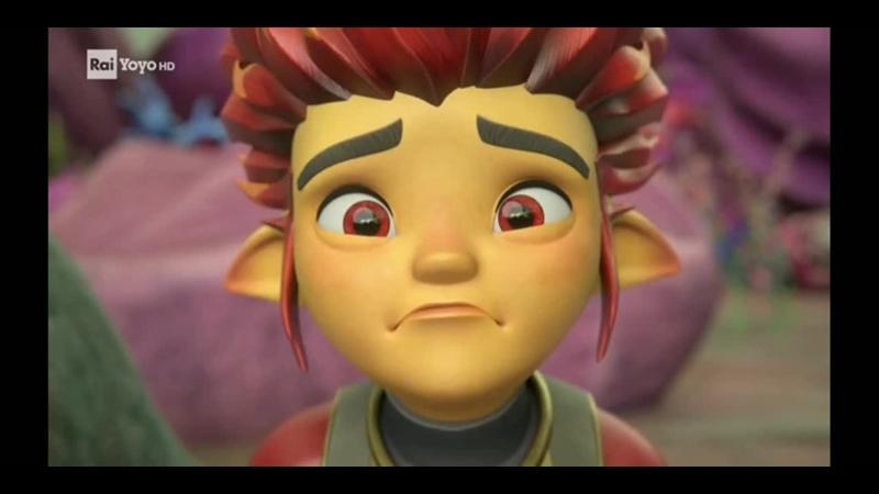 Gormiti 3 сезон 16 серия Похищенные эмоции