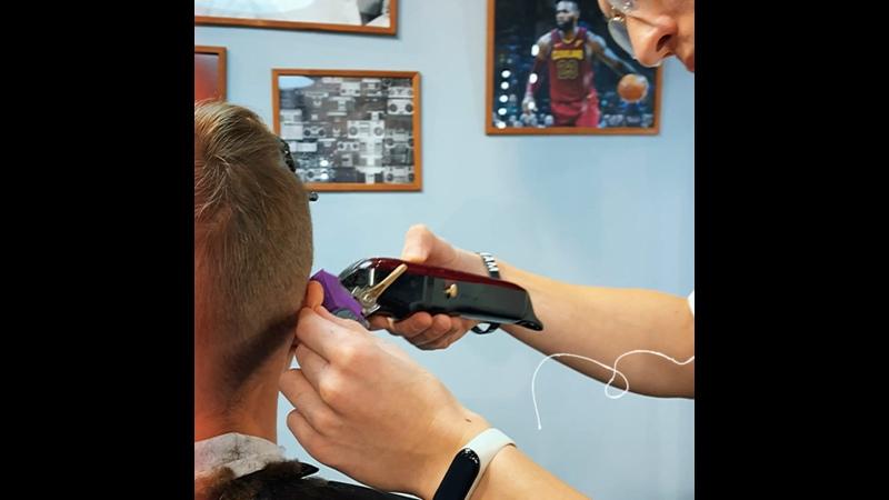 Видео от ПРОВИНЦИЯ мужская парикмахерская Барнаул