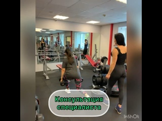 "Video by Фитнес-клуб ""Fitness Парк""   Пермь"
