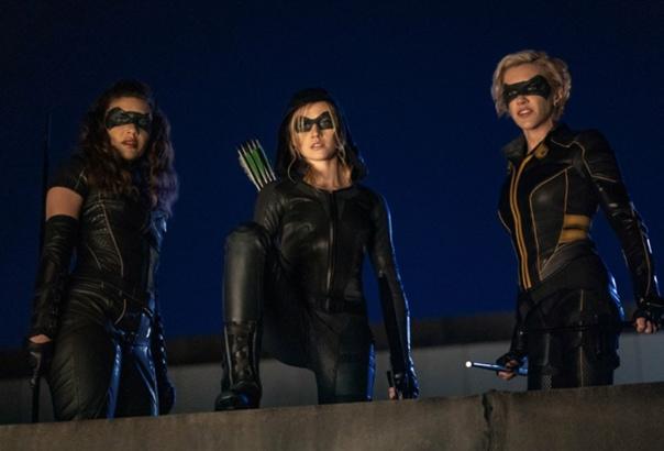 CW отказался от разработки сериала «Зелёная стрела и Канарейки»