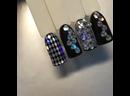Голографические ромбики для дизайна от ZOO Nail в магазине Бьюти Микс г.Мценск
