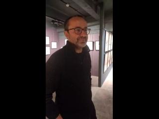 Андрей Звягинцев в ДК Громов