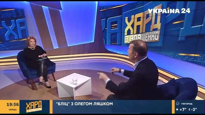 Политик из Украины заявил на местном телевидении Мы дойдём до Москвы и Кремль будет гореть как во времена Наполеона