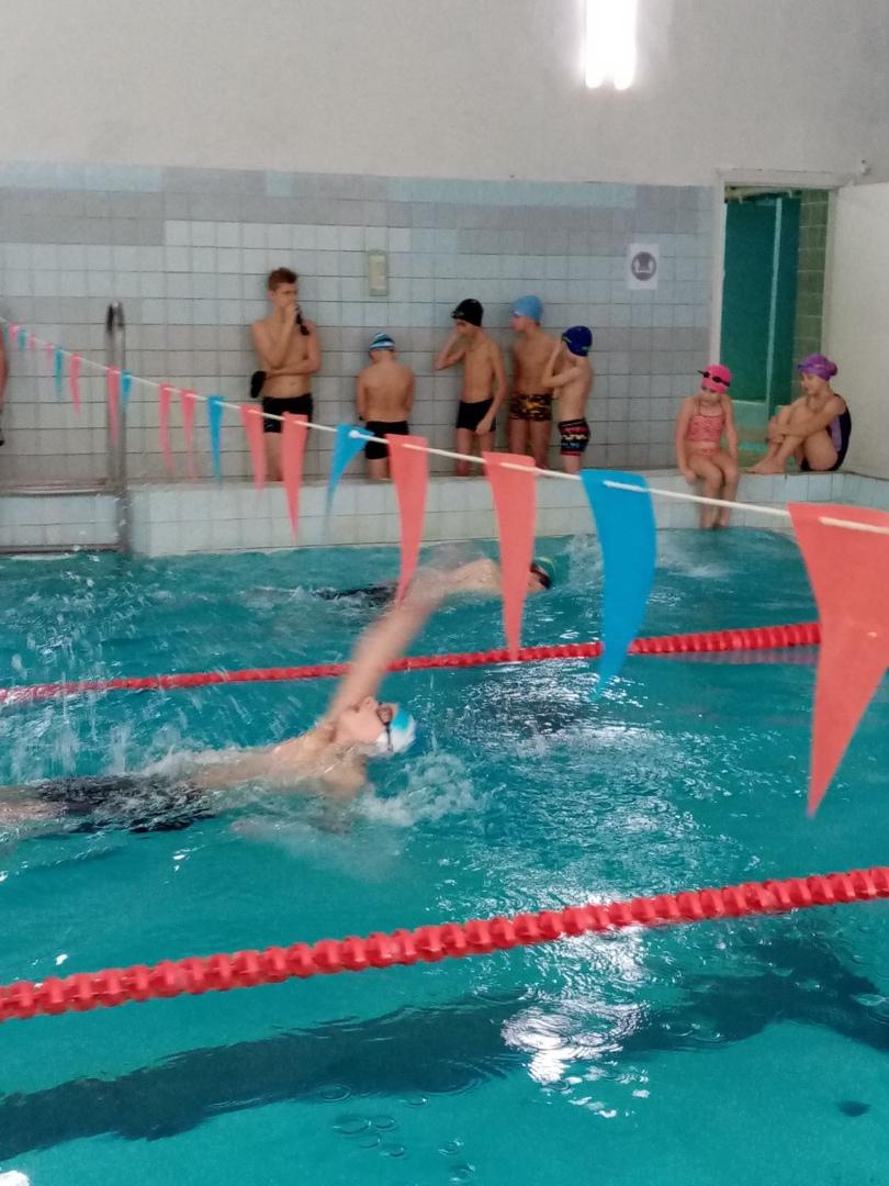 Петровские пловцы стали участниками городских соревнований