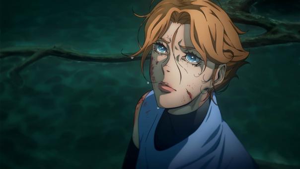 Первые кадры четвертого сезона аниме «Кастлвания» Премьера состоится в следующем году.