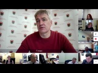 Сегодня Артур Парфенчиков проведет онлайн-встречу по социально-экономическому развитию Лахденпохского района