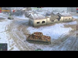 [KavayMan Project] Кто управляет танком СУ-100Y? Лучший ФАН-прем в игре / Wot Blitz
