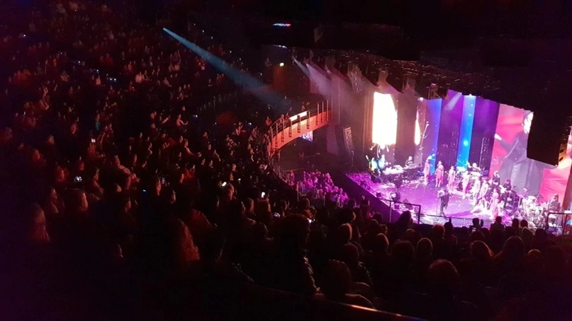 Концерт Димаша Кудайбергена в Лондоне. Photo: NUR.KZ