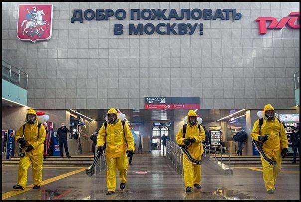 ⚡️🦠 Москва подходит к пику по заболеваемости корон...