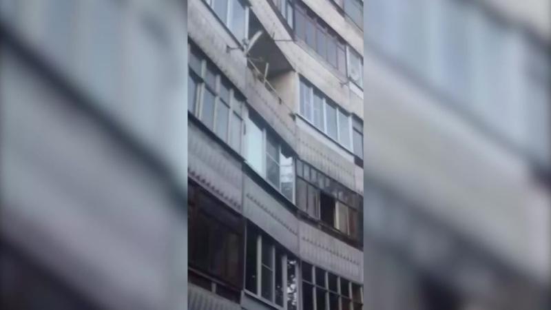 Владимир. Жители считают, что их соседка уже больше года издевается над котом (2020 11 16).mp4