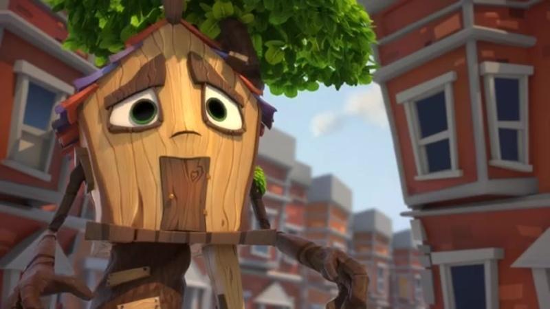 CGI 3D Animated Short HD- Embarked - by Mikel Mugica, Adele Hawkins and Soo Kyung Kang