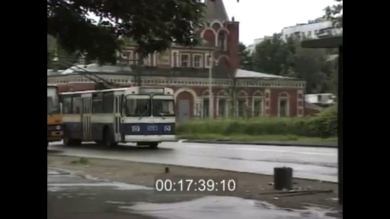 Шереметьевская улица Марьина роща