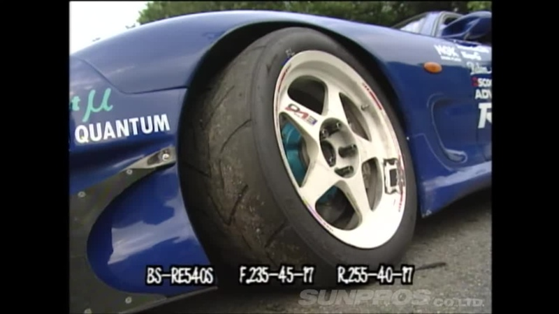 Video Option 77 — ラーマン山田 の 草レース 指導 at Nikko Circuit.