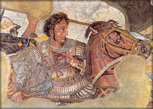 Два пьяных солдата решили помериться силами Осенью 334 года до н.э. Александр Великий потерпел неудачу в попытке освободить Галикарнасс (нынешний Бодрум) от персов. Защитники были хорошо