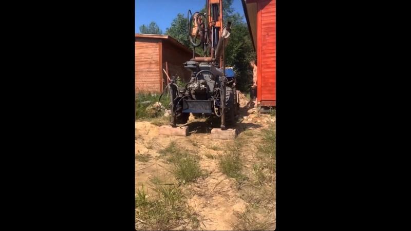 Видео от Бурение скважин Спб