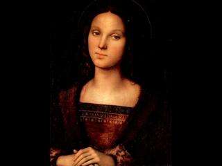 Pietro Perugino - Пьетро Перуджино - Живопись (RUS ENG)