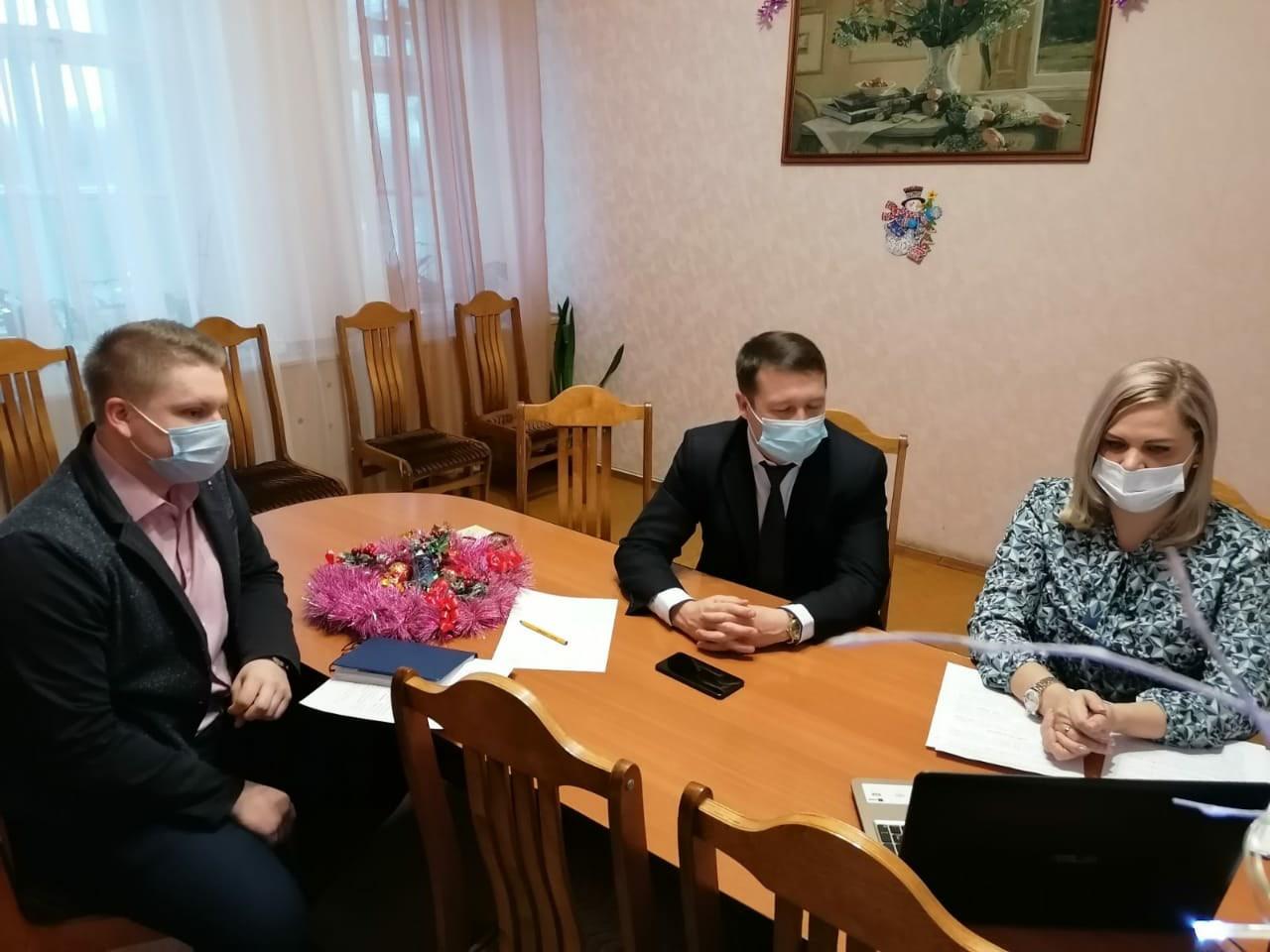 На коллегии управления образования Петровского района подвели итоги работы за 2020 год