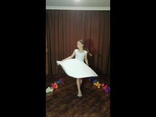 Семенова Маша 9 лет (на карантине)