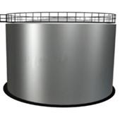 Резервуар вертикальный стальной РВС 2000 м3