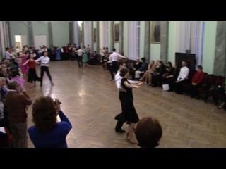 Вальс-гавот, Молодежь, Фестиваль отечественных бальных танцев