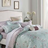 Комплект постельного белья Asabella 312, размер евро