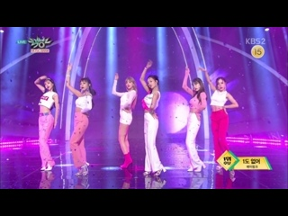 """[PERF] A PINK - ALRIGHT & I'M SO SICK & ENDING(18O713 KBS2 """"MUSIC BANK"""")"""