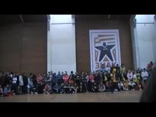 ЯросДАНС на  Всероссийском студенческом фестивале в г. Догомыс
