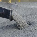 бетон в сланцах
