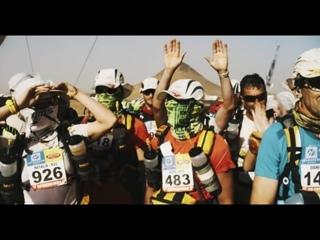 Бег Мотивация (Марафон в Сахаре) - мотивация бегать и заниматься спортом