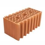 Крупноформатный поризованный блок 14,3НФ