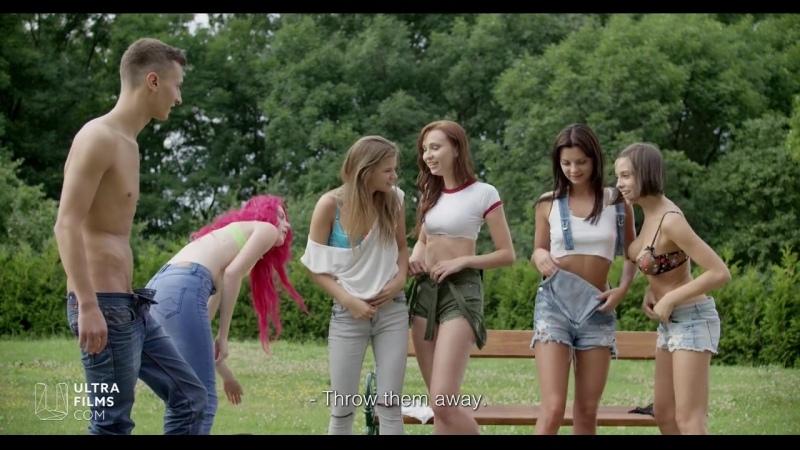Парнишка и 5 красоток устроили оргию | casting blowjob czech brazzers школьница малолетка вписка вписон групповуха