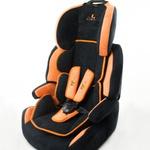 Автокресло ForKiddy Trevel от 9 до 36 кг Оранжевый