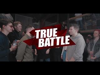 #TRUEBATTLE III: 1/8 – GLDMRV VS ГЛАШАТЫЙ (TEASER)