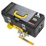 SuperWinch 4000 SR лебедка переносная Winch2Go с синтетическим тросом в коробке
