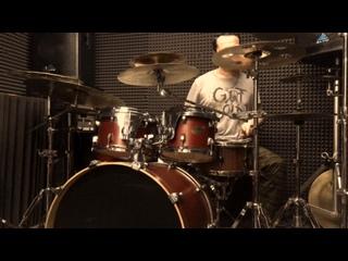 Vitaliy Poliakov- Glitch drumming