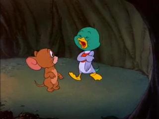 Том и Джерри | Серия 64 - Утиный доктор | Перевод - Диктор CDV
