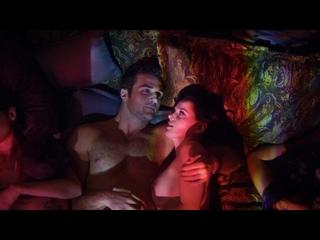 """Роксана Мескида (Roxane Mesquida sex scenes in """"Now Apocalypse"""" s01e09 2019)"""