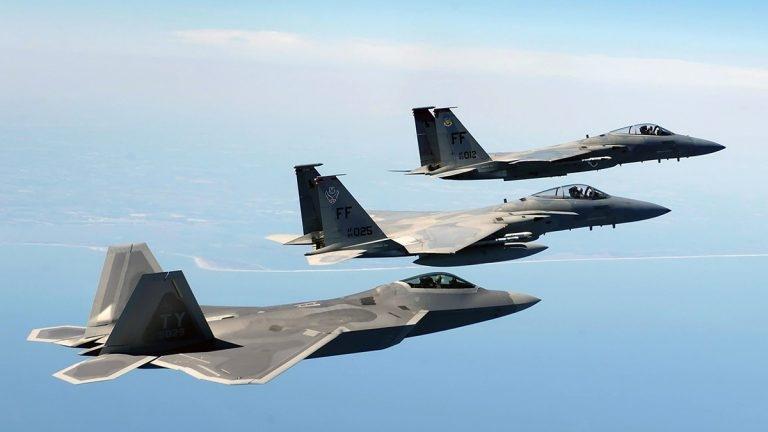 ИСТРЕБИТЕЛЬ ПЯТОГО ПОКОЛЕНИЯ F-22 RAPTOR, изображение №5