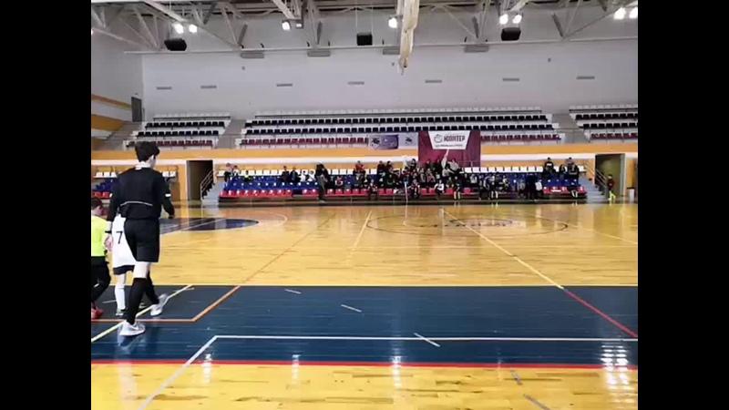 Полуфинал Северного Управленческого округа по мини-футболу среди детей 2012гЮпитер KIDS 2-1 Атлетик (Карпинск)9 марта 2020 г.