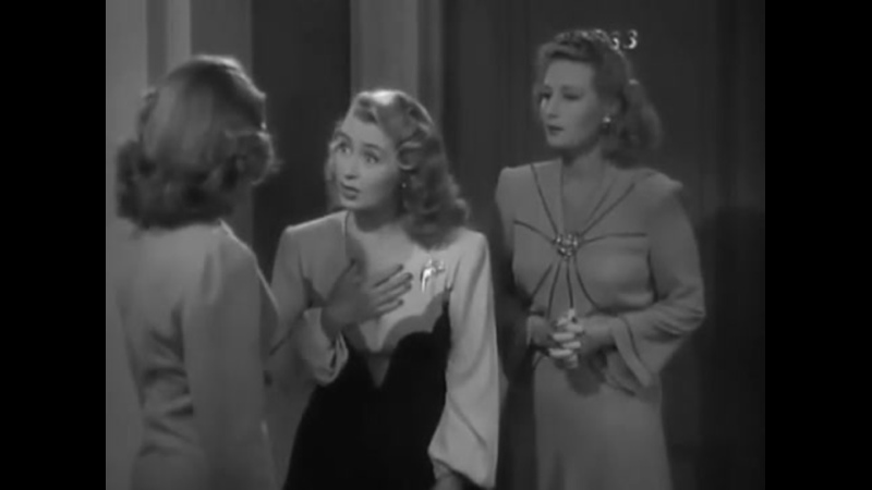 Three Girls About Town 1941