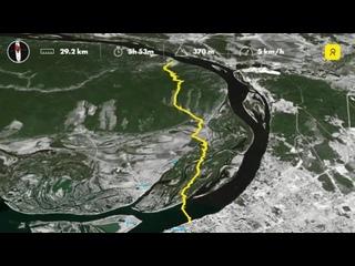Самара место в котором я живу- Трек из ширяево через Прясельный овраг в Самару