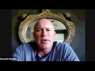 DR. DAVID E. MARTIN DROPS SHOCKING Info about FAKE covid pandemic